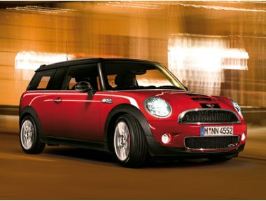 2010 MINI John Cooper Works Clubman Wagon