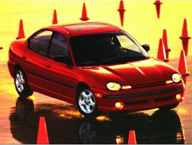 1997 Dodge Neon Sedan