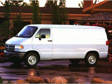 1997 Dodge Ram Van 3500