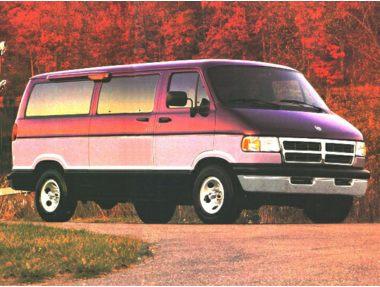 1997 Dodge Ram Wagon 2500