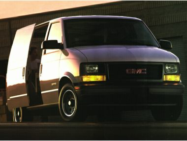 1997 GMC Safari Van