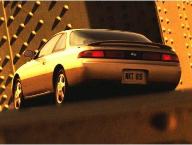 1996 Nissan 240SX Coupe