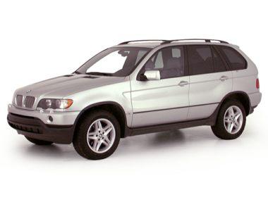 2000 BMW X5 SUV