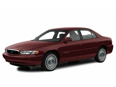 2000 Buick Century Sedan