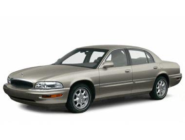 2000 Buick Park Avenue Sedan
