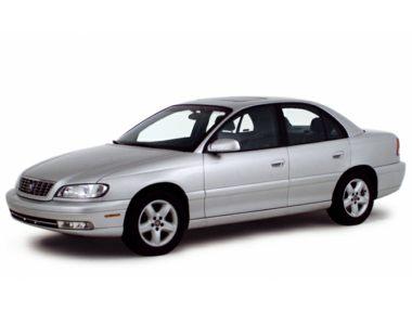 2000 CADILLAC CATERA Sedan