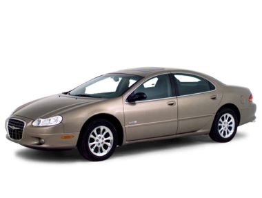 2000 Chrysler LHS Sedan