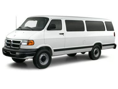 2000 Dodge Ram Wagon 3500 Van