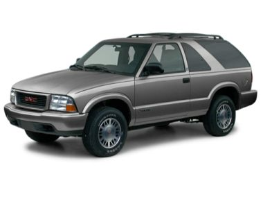 2000 GMC Jimmy SUV