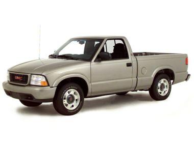 2000 GMC Sonoma Truck