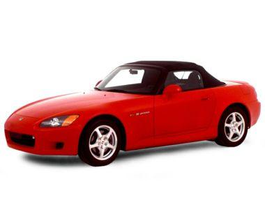 2000 Honda S2000 Convertible