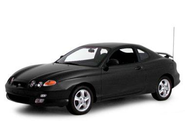 2000 Hyundai Tiburon Coupe