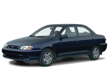 2000 Kia Sephia Sedan