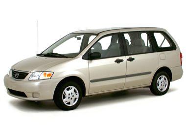 2000 Mazda MPV Van
