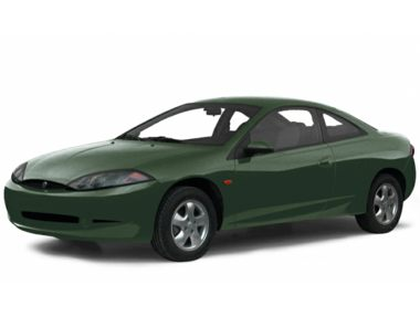 2000 Mercury Cougar Coupe