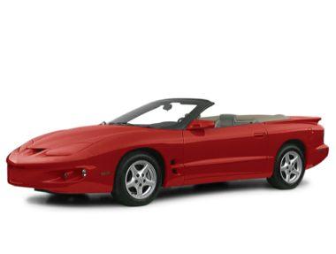 2000 Pontiac Firebird Convertible