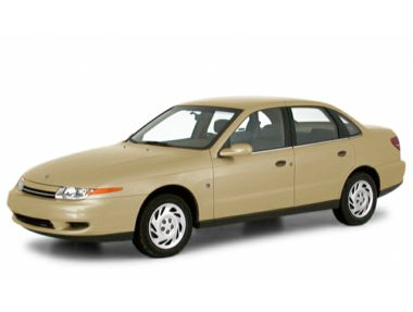 2000 Saturn LS Sedan