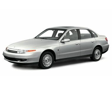 2000 Saturn LS1 Sedan