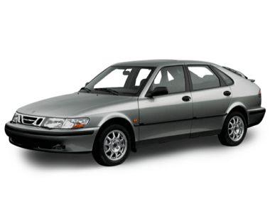2000 Saab 9-3 Hatchback