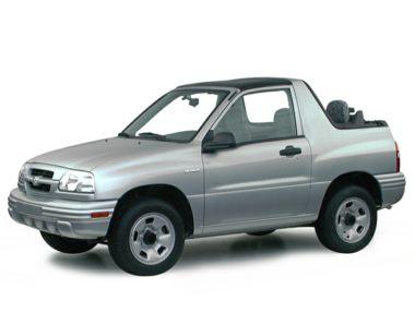 2000 Suzuki Vitara SUV