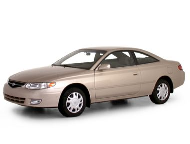 2000 Toyota Camry Solara Coupe