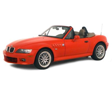 2001 BMW Z3 Coupe