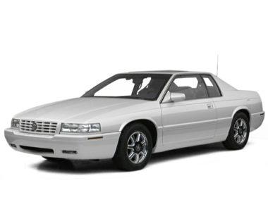 2001 CADILLAC ELDORADO Coupe