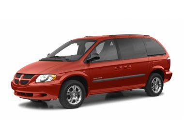 2001 Dodge Caravan Van