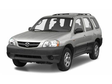 2001 Mazda Tribute SUV