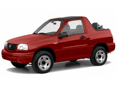 2001 Suzuki Vitara SUV