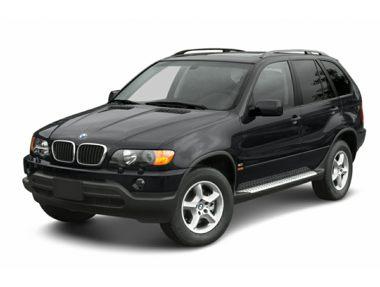 2002 BMW X5 SUV