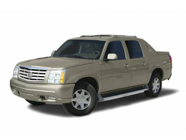 2002 cadillac escalade ext base suv ratings prices trims. Black Bedroom Furniture Sets. Home Design Ideas