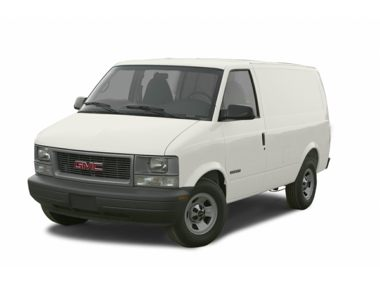 2002 GMC Safari Van