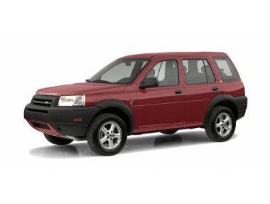 2002 Land Rover Freelander SUV