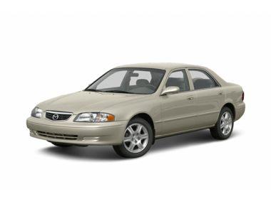 2002 Mazda 626 Sedan