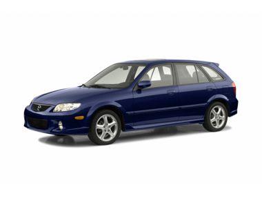 2002 Mazda Protege5 Hatchback