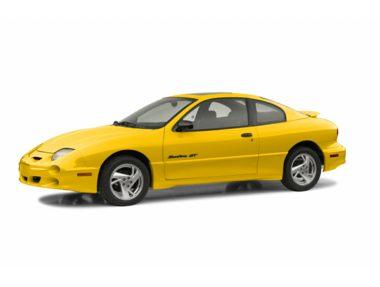 2002 Pontiac Sunfire Coupe