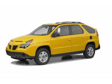 2002 Pontiac Aztek SUV
