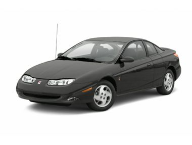 2002 Saturn S-Series Coupe