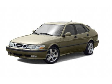 2002 Saab 9-3 Hatchback