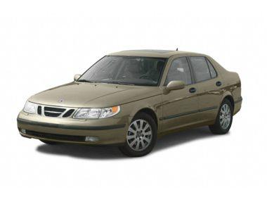 2002 Saab 9-5 Sedan