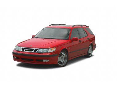 2002 Saab 9-5 Wagon