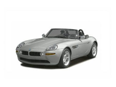 2003 BMW Z8 Convertible