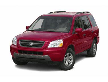 2003 Honda Pilot SUV