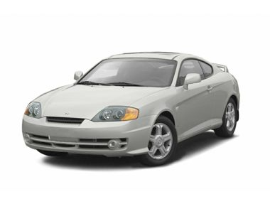 2003 Hyundai Tiburon Coupe