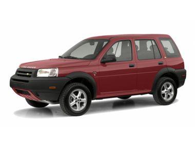 2003 Land Rover Freelander SUV