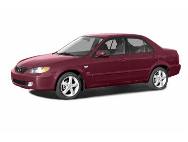 2003 Mazda Protege Sedan