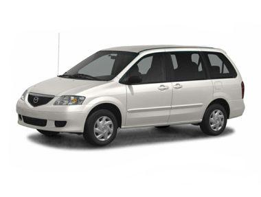 2003 Mazda MPV Van