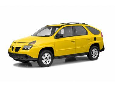 2003 Pontiac Aztek SUV
