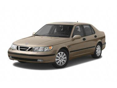 2003 Saab 9-5 Sedan